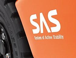 Toyota Aktiivse Stabiilsuse Süsteem (SAS)