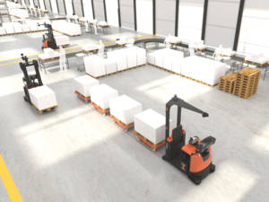Step by step automation_TAE replenishing production